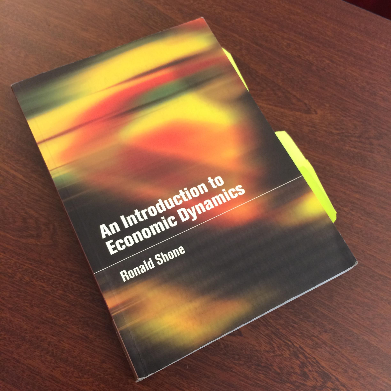 economic dynamics book