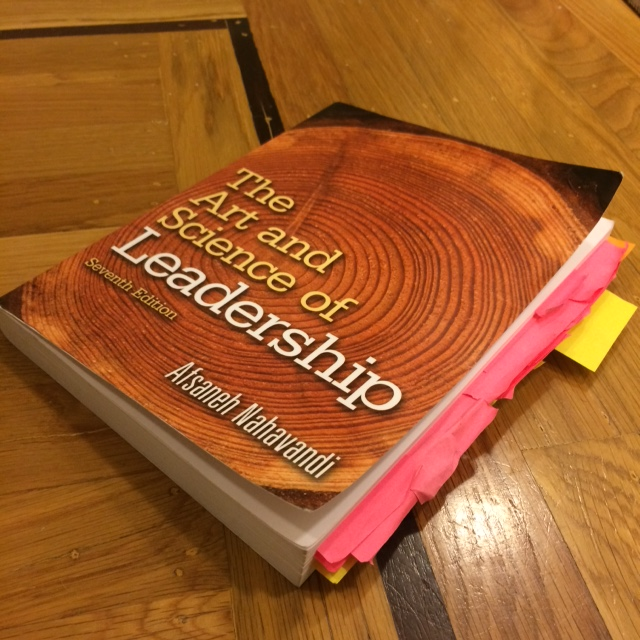The Art and Science of Leadership text plus Foresight